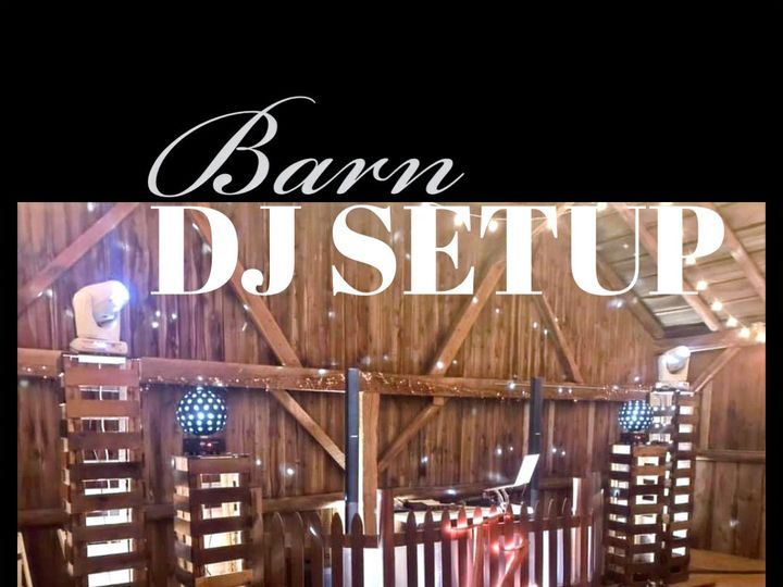 Tmx Barn Dj Setup Edited Cropped 51 994279 160631987878998 Kaukauna, WI wedding dj