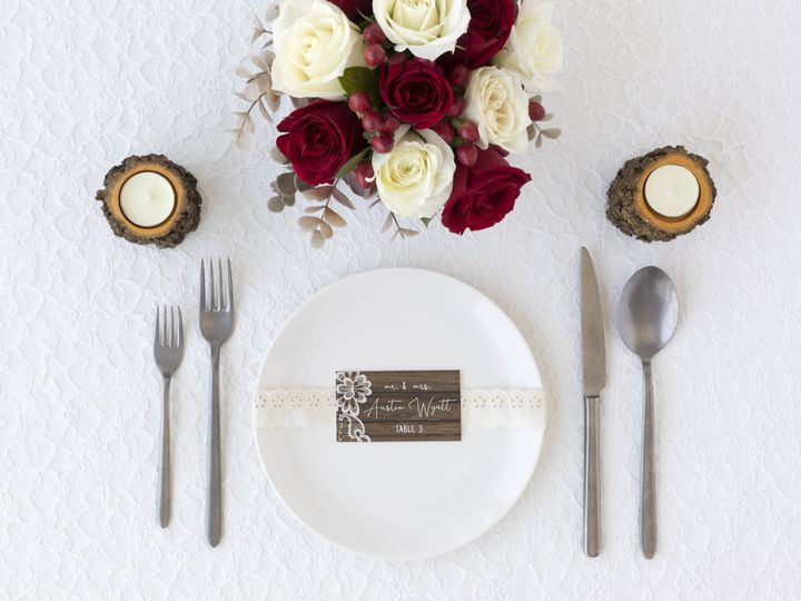 Tmx Table Place Card 51 1994279 160348081747740 Rockville, MD wedding invitation