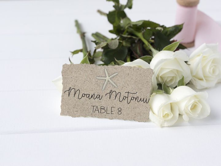 Tmx Tableplacecard2 51 1994279 160348103118928 Rockville, MD wedding invitation