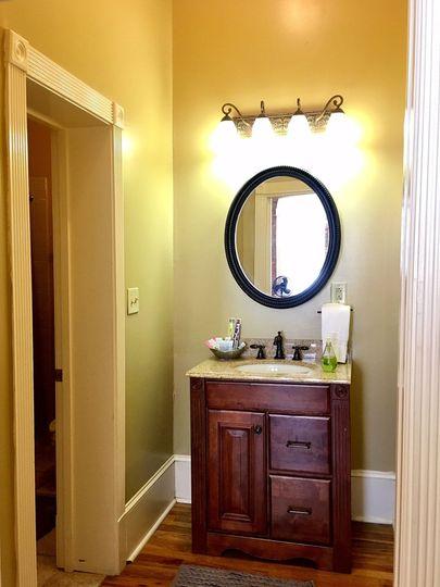 Restroom in the Suite