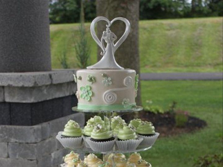 Tmx 1327351881782 November2011432 Lebanon, Pennsylvania wedding cake