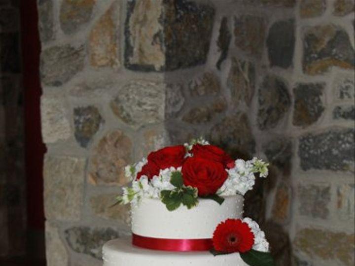 Tmx 1327351904395 November2011475 Lebanon, Pennsylvania wedding cake