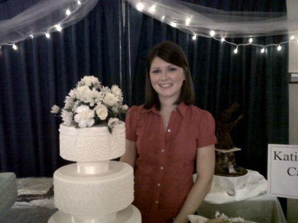 Tmx 1365559625336 Katie Cake 2 Lebanon, Pennsylvania wedding cake