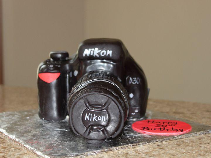 Tmx 1365560199045 Katie Cakes 2012 787 Lebanon, Pennsylvania wedding cake