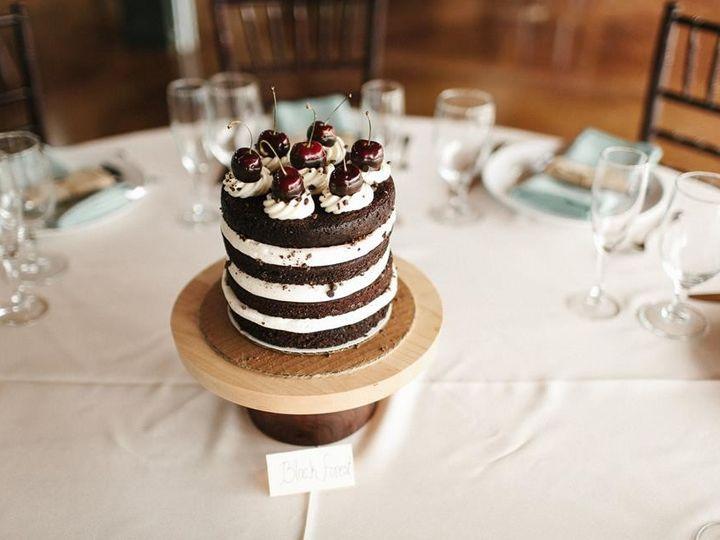 Tmx 1509986866615 Chocolate Cherry Naked Lebanon, Pennsylvania wedding cake