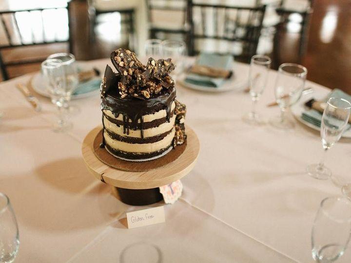 Tmx 1509986874335 Chocolate Pb Naked Lebanon, Pennsylvania wedding cake