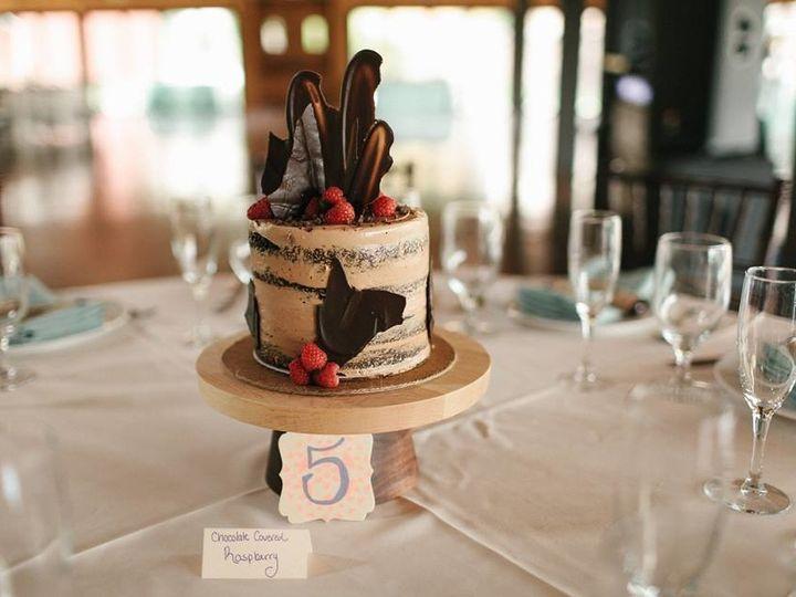 Tmx 1509986894394 Chocolate Raspberry Naked Lebanon, Pennsylvania wedding cake