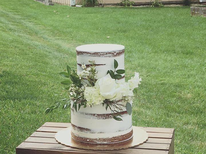 Tmx 1509986927726 Naked On Crate Lebanon, Pennsylvania wedding cake
