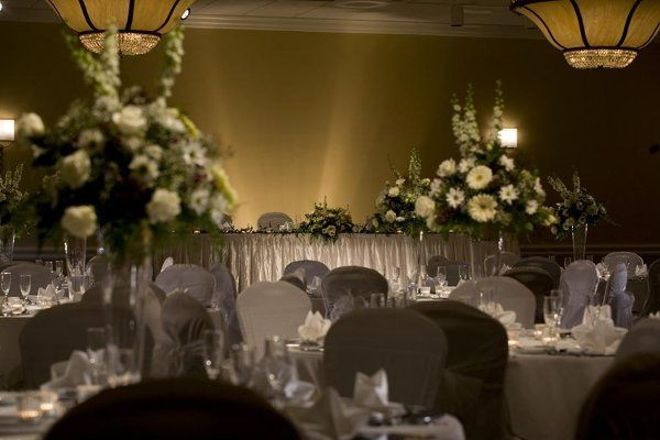 At 6,000 sq ft, our Grand Ballroom can accommodate 500 guests for reception and 400 for banquet....