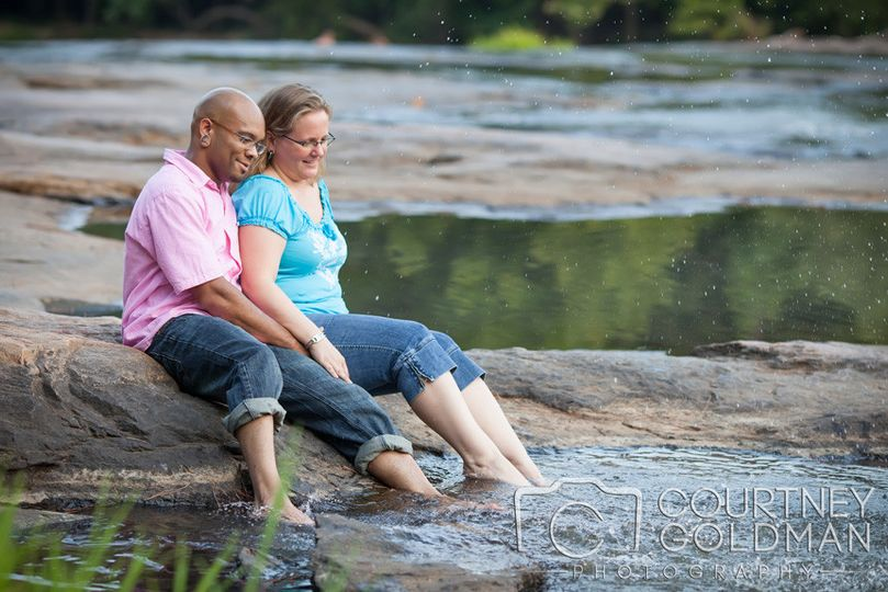engagement sessions in athens and atlanta georgia