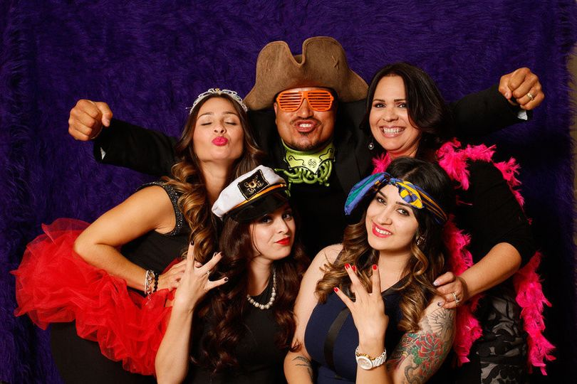 Photobooth services!