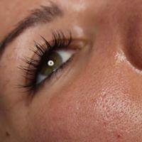 Sample lash extension