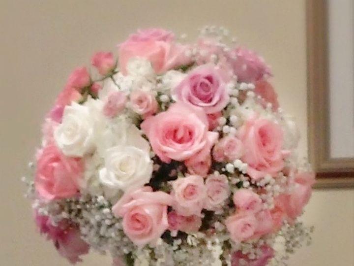 Tmx 1434488068612 Brides N Blooms Wholesale  Designs  Tall Table Des Tampa, FL wedding florist