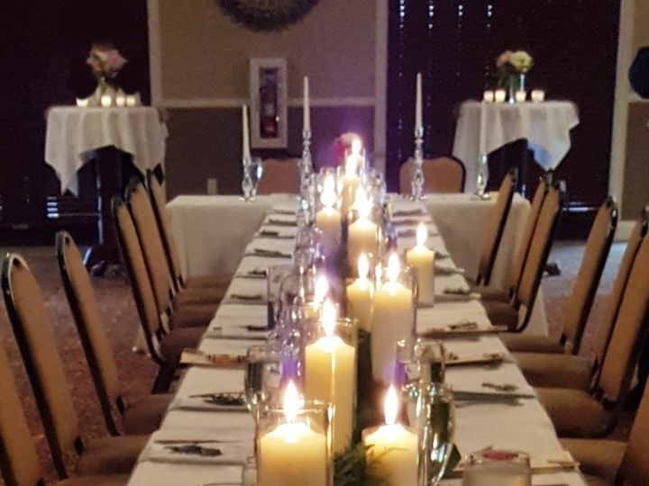 Tmx 1502847678766 Table Garland With Candles Tampa, FL wedding florist