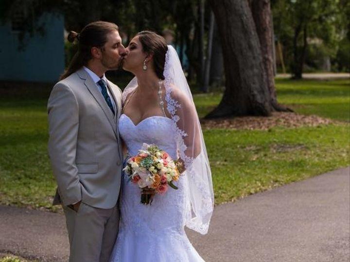 Tmx 1528914248 2c25ac419492fef8 1528914247 E2d9c3db85123ca4 1528914245166 1 Nikki   Ryan Tampa, FL wedding florist