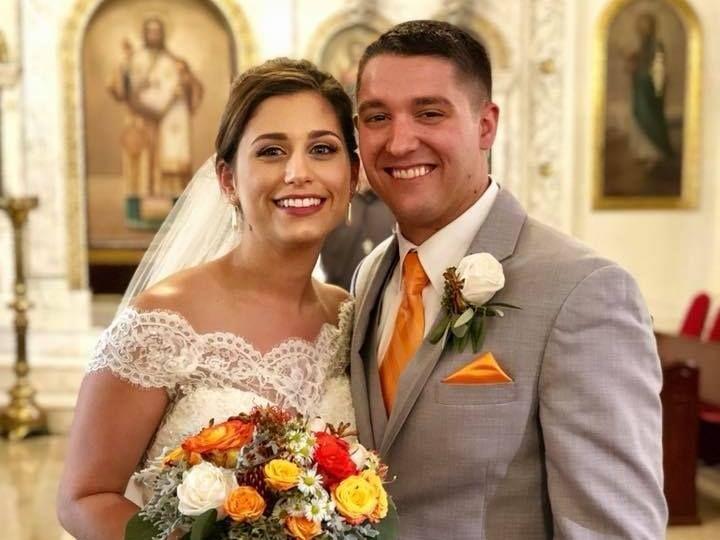Tmx 1528919887 4cc7d9dcfddd1790 1528919886 Ffff3485fcd13dff 1528919884446 2 Couple Tampa, FL wedding florist