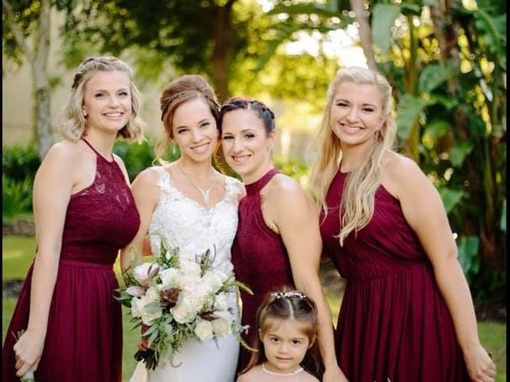 Tmx 1538742993 9060f6d57f451a48 1538742992 E41b81413acba653 1538742989813 2 Facebook Photo1 Tampa, FL wedding florist
