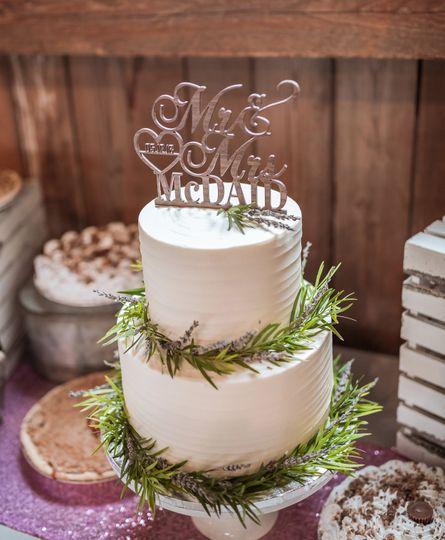Wedding trend alert: fresh lavender
