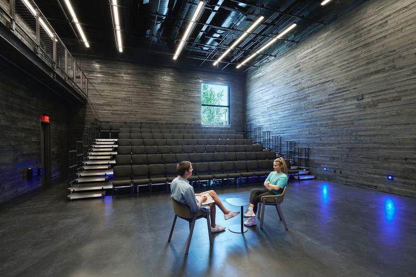 Spring Theatre space