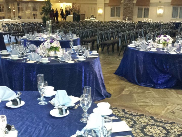 Tmx 1388635022678 Midnight Blue Linens Eden And Chair Marietta, Pennsylvania wedding rental