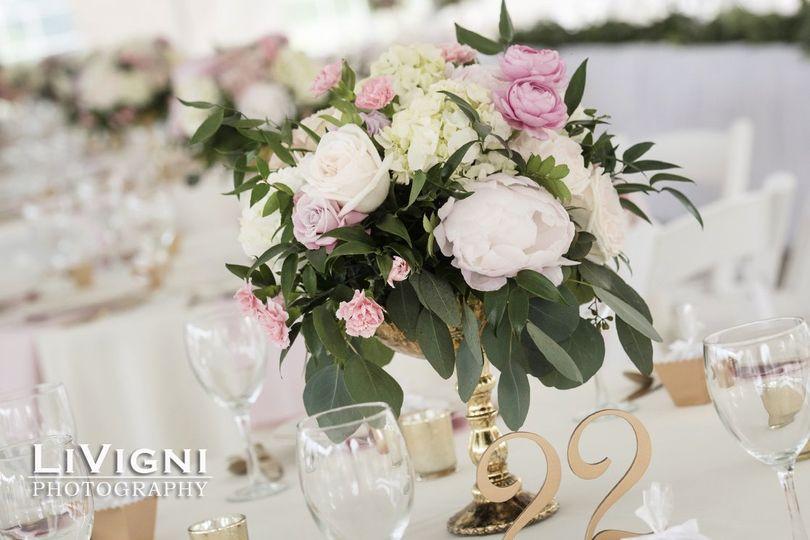 Peonies & Garden Roses