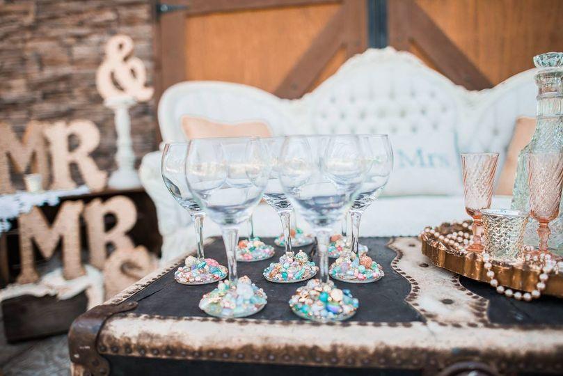 bridesmaid set