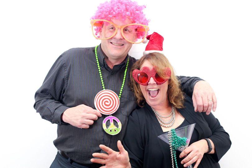 Wacky couple