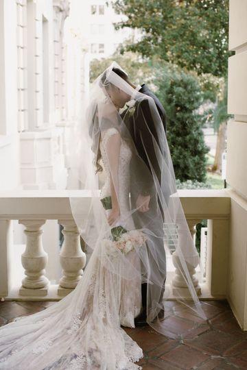 Wedding in Pasadena