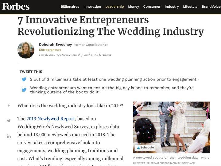 Tmx Screen Shot 2019 08 22 At 10 42 49 Am 51 1052379 1566490267 Brooklyn, NY wedding planner