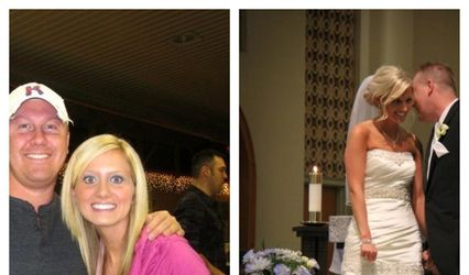 Wow! You look AMAZING in that wedding dress! What did you do? I used It Works body wraps! 1