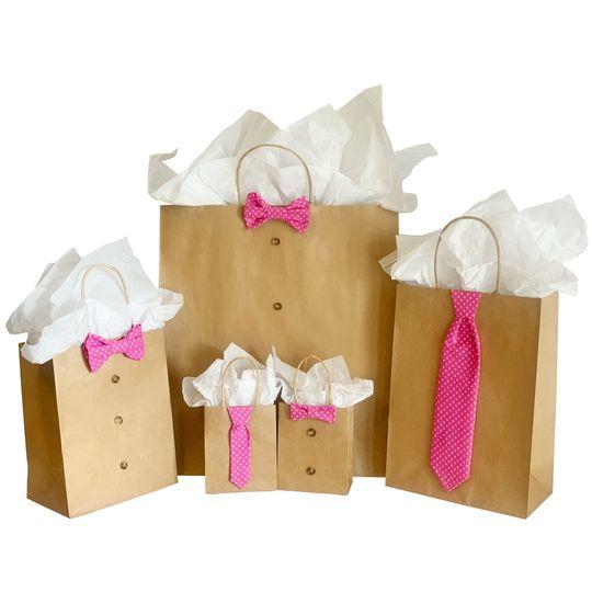 Pink Polka Dot 5 Pc Gift Kit