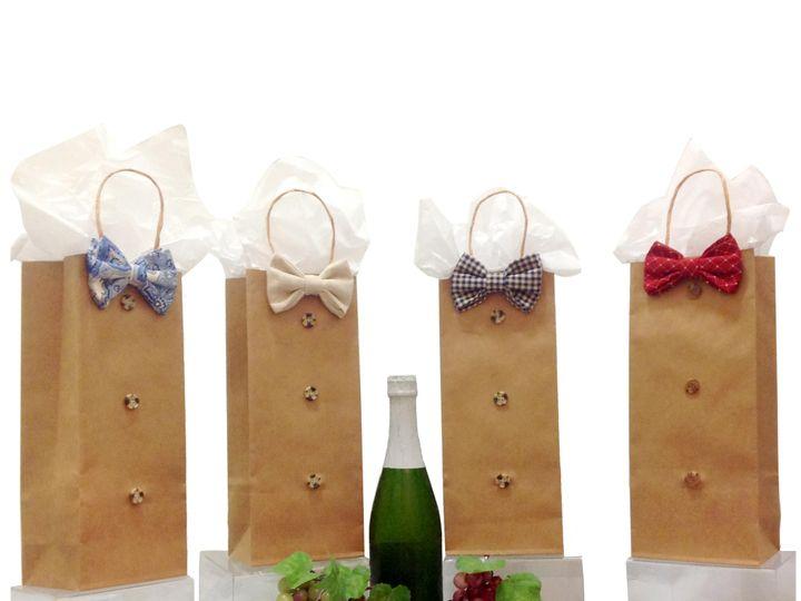 Tmx Rm Designs Bow Tie Wine Bags300 51 1063379 1557342819 Seaside, CA wedding favor