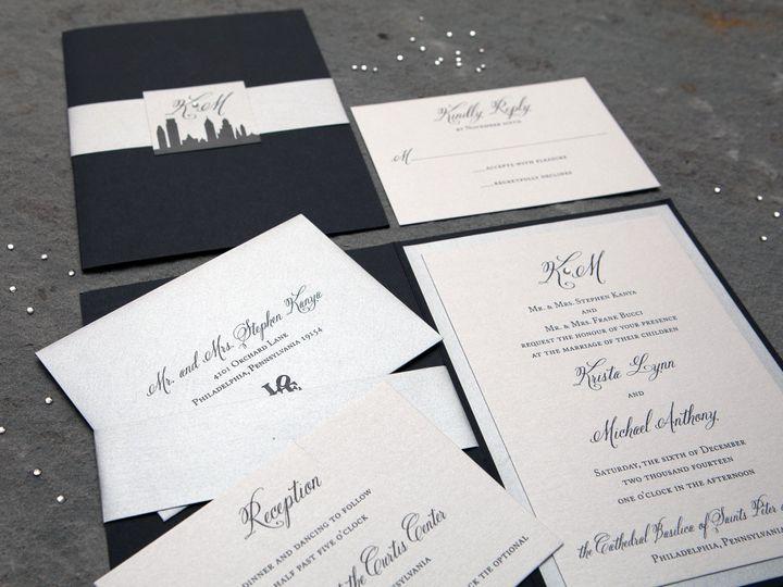 Tmx 1496954466761 Krista 2 Skippack, PA wedding invitation