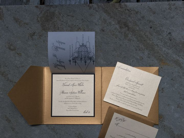 Tmx 1496955263243 Img1699 Skippack, PA wedding invitation