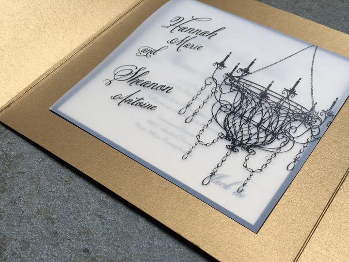 Tmx 1496955281275 Img1700 Skippack, PA wedding invitation
