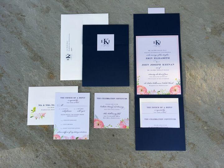 Tmx 1497805113917 Img1368 Skippack, PA wedding invitation