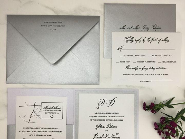 Tmx Img 1067 51 354379 1564403687 Skippack, PA wedding invitation