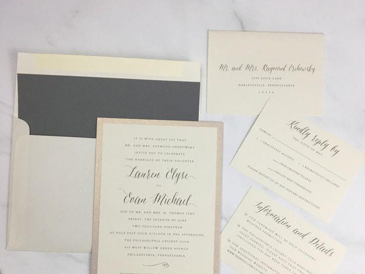 Tmx Img 1124 51 354379 1564403692 Skippack, PA wedding invitation
