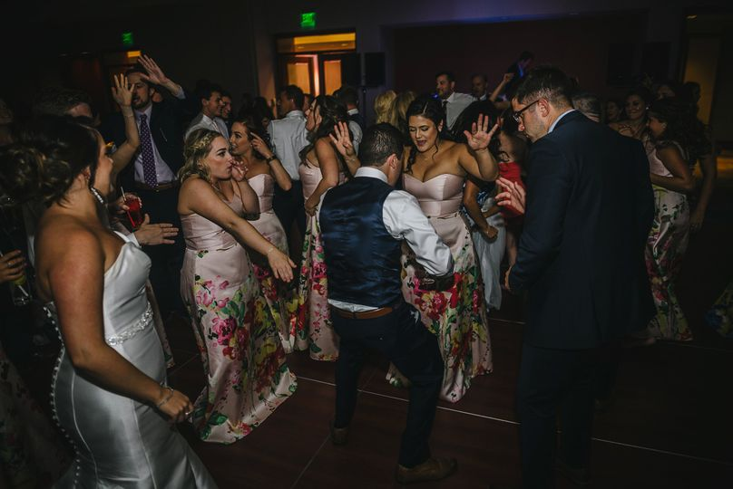 We keep the dance floor rockin