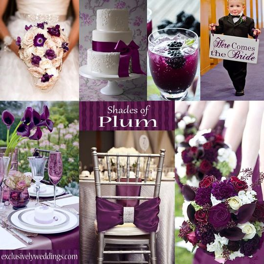 Mood Board: Plum