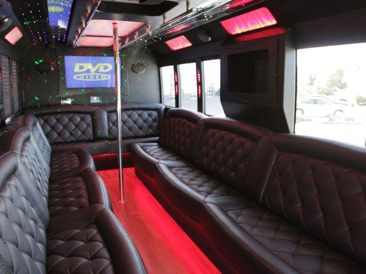 Tmx 1419469686002 26 Pax New Bus 6 Miami wedding transportation