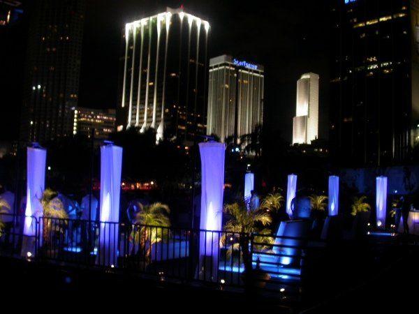 PepsiSmashLive | VIP area @ Bayfront Park | Miami, FL