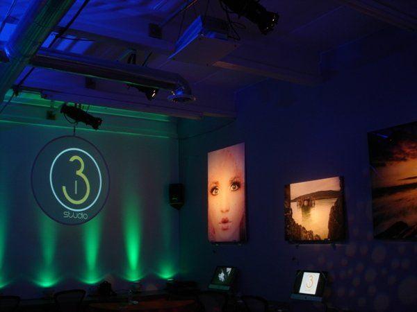 Corporate Launch Lighting @ AD013Studio.com