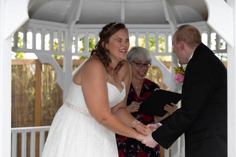 Weddings should be fun!