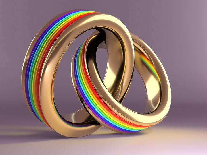 Tmx 1529288992 03ba4f0517638b53 1529288989 Efdf2bcc1942c8af 1529288988377 3 AdobeStock Rainbow Durham wedding officiant