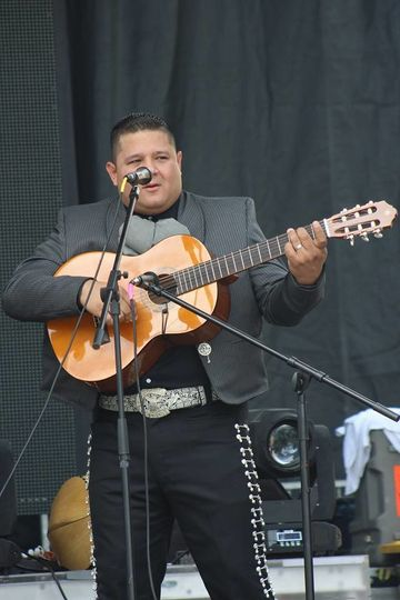 Mariachi Capitál - on stage