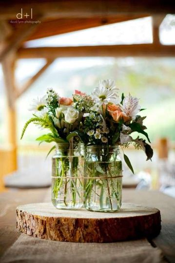 Small table centerpieces
