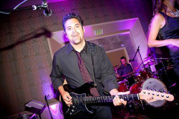 George Loreto-Band Leader/Guitar