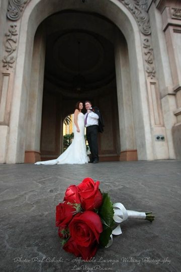 Affordable las vegas wedding photography reviews ratings for Affordable vegas weddings