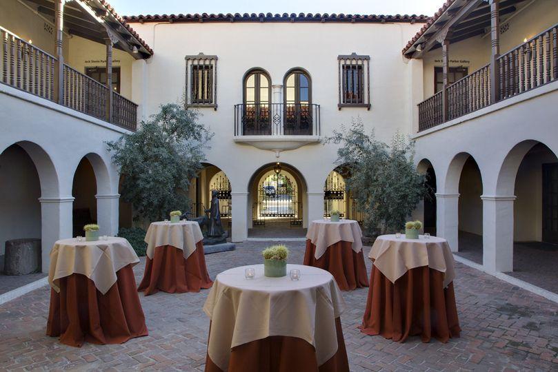 South Courtyard